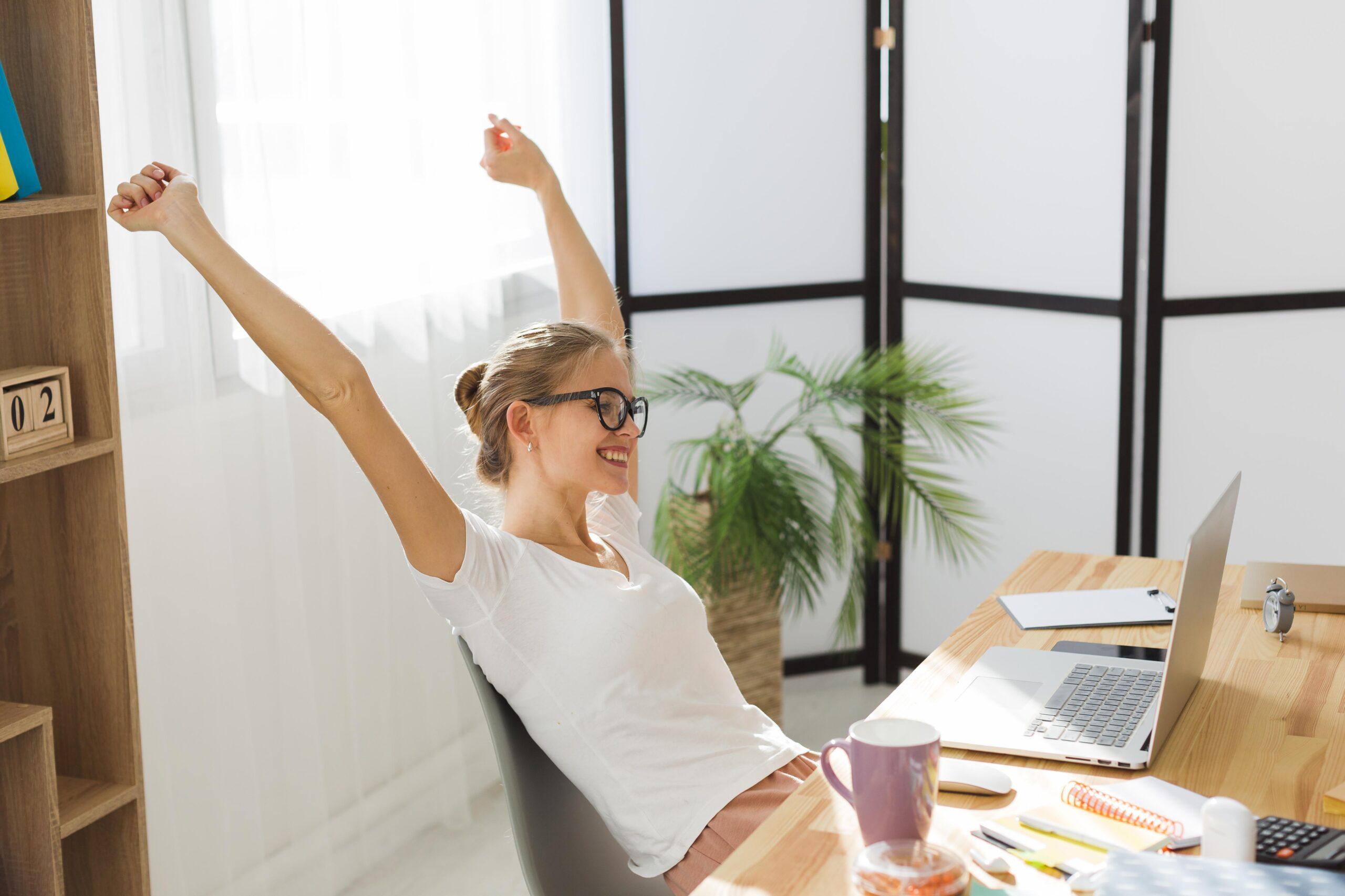 4 Astuces pour se déconnecter du travail sans quitter votre siège